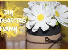 flores-margaritas-en-goma-eva