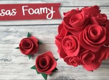 rosas-foamy