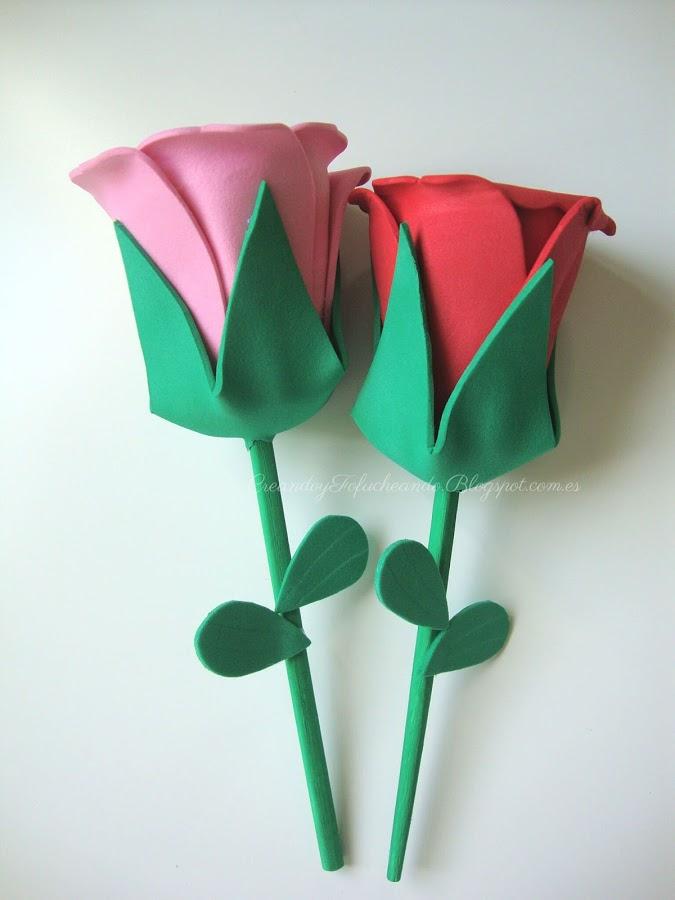 Rosas-de-Goma-Eva-Hojas