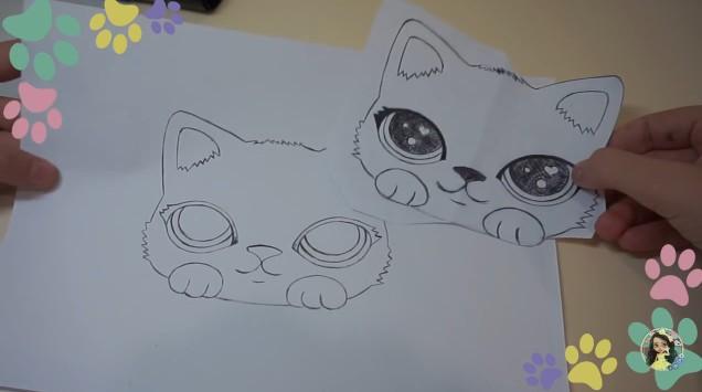 lapicero-con-forma-de-tierno-gatito-en-goma-eva-1