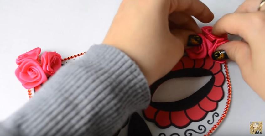 Antifaces de goma eva para carnaval con moldes (12)