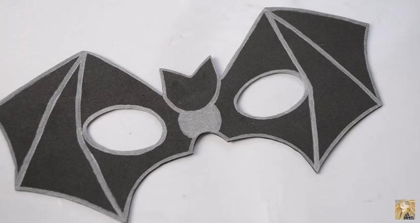 Antifaces de goma eva para carnaval con moldes (5)