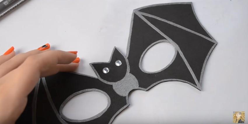 Antifaces de goma eva para carnaval con moldes (6)