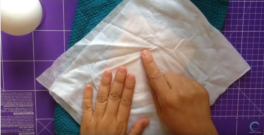 Como hacer cabeza y cabello corto de fofuchas en goma eva 2